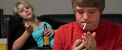 Tobacco, Alcohol, and Substance Use in Children and Adolescents