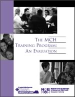 Image of MCHB Training publication